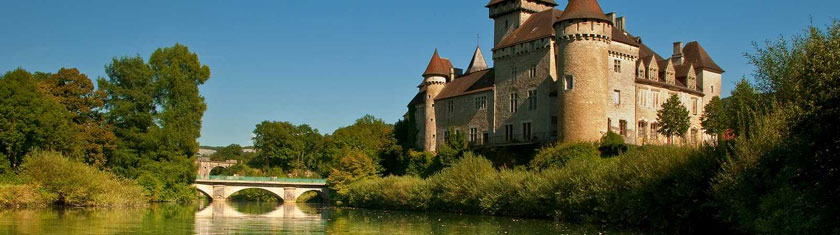 A deux pas de la Suisse : La Franche-Comté