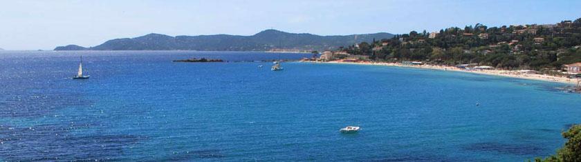 Côte d'Azur : La côte du grand bleu