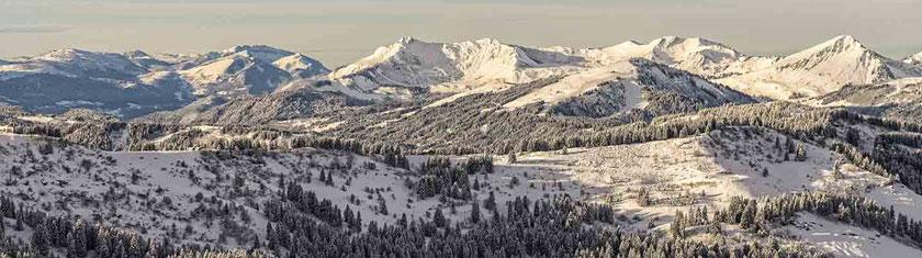 Les Alpes du Sud : Des paysages hors pair