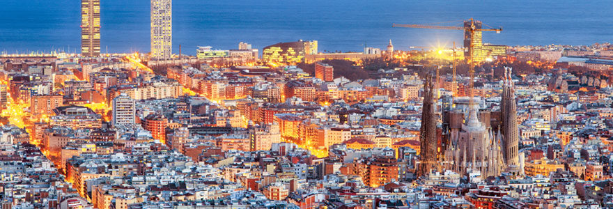 Plans de voyage à Barcelone