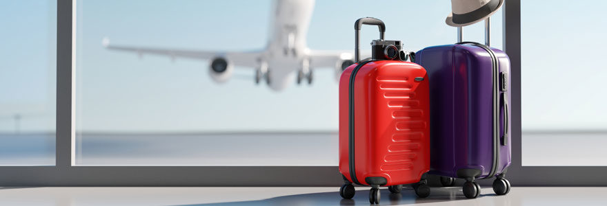 Modèles de valises originales